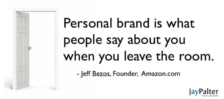 How to start building a personal brand – and why you need one